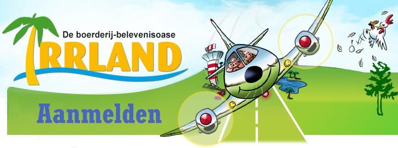 Irrland-aanmelden