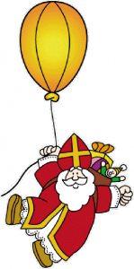 sinterklaas-luchtballon